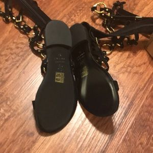 Free People Shoes - Free People suede gladiator sandals